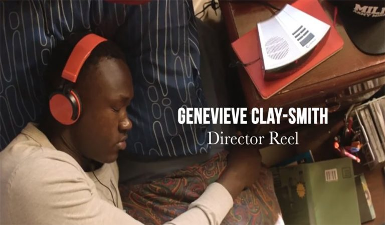Genevieve Clay-Smith: Director reel